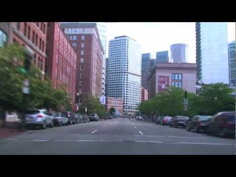 Street Tour: Boston, MA