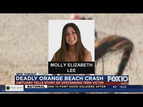 Gulfport High School student killed in Orange Beach crash