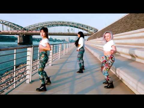 Starface - whine up | jeamyblessed dance choreography