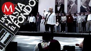 El país esta en bancarota: López Obrador /Uno hasta el fondo