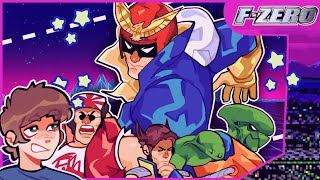 The F-Zero Franchise | Coop's Reviews