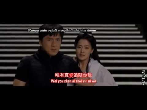 [Malay + Eng Sub] Jackie Chan & Kim Hee Sun - ENDLESS LOVE [The Myth OST]