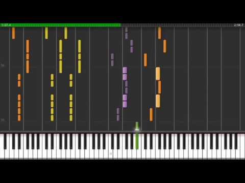 [PIANO] Skillet - Hero