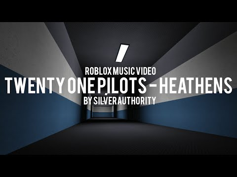 Twenty One Pilots - Heathens [ROBLOX Music...