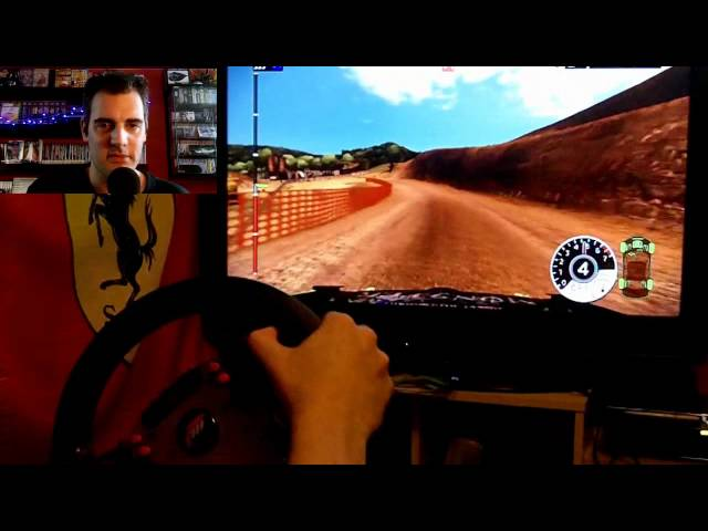 WRC 2 Gameplay part 1