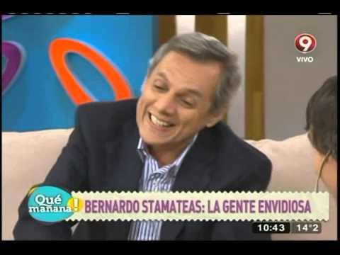 Bernardo Stamateas: La gente envidiosa