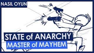 GTA 2 ESİNTİLİ BİR OYUN! - State of Anarchy: Master of Mayhem Nasıl Oyun?