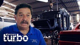 Martín debe decir adiós a un tesoro familiar | Mexicánicos | Discovery Turbo