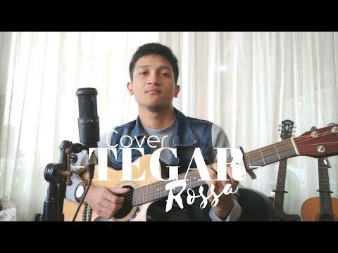 TEGAR - ROSSA ( COVER BY ALDHI )