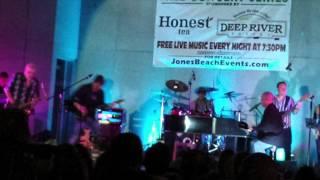 David Clark & Songs In The Attic Band Jones Beach Aug 2015
