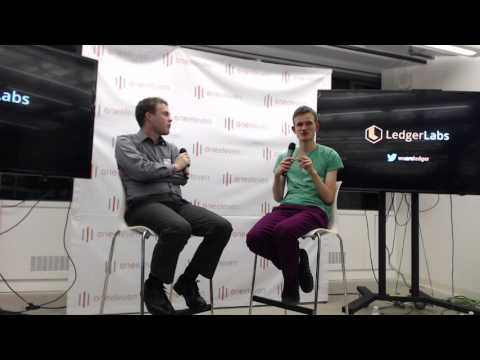 Vitalik Buterin and Peter Todd Discuss Blockchain February 3, 2016