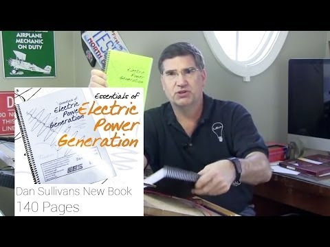 Dan Sullivans New Book Electronic Power Generation