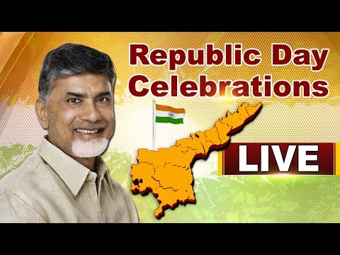 Republic Day Celebrations LIVE   Vijayawada   ABN LIVE
