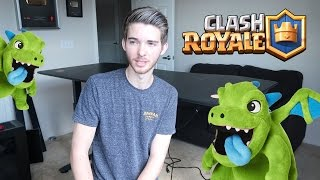 NEW CLASH ROYALE SETUP | Baby Dragons Not Included