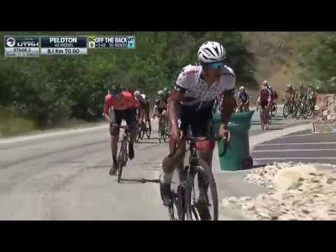 Tour of Utah – Stage 2 Highlights