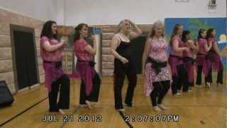 7-21-12 Belly Dancing (Medfest) @Hiawatha Pk (W Seattle) 21/31
