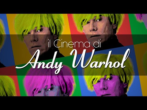 Il cinema avanguardista estremo di Andy Warhol (ft. Sinema Exit)
