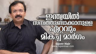 Why invest in startups? - Malayalam Motivation - Sajeev Nair - Business idea