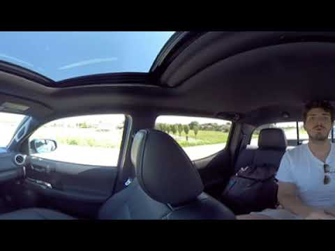 Toyota Tacoma TRD Pro: la spiegazione a 360°