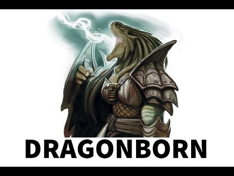 Dungeons and Dragons Lore: Dragonborn