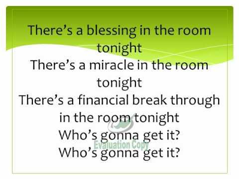 Kurt Carr Set the Atmosphere Lyrics
