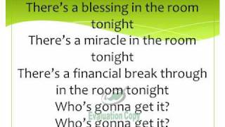 Kurt Carr Set the Atmosphere Lyrics