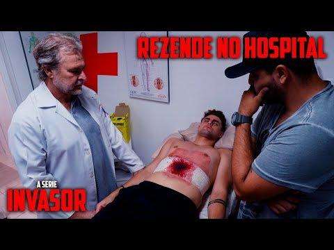 REZENDE ESTÁ NO HOSPITAL!! ( INVASOR A SÉRIE #56 ) [ REZENDE EVIL ]