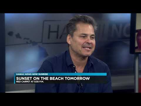 Hawaii Five O And Magnum P.I. - Sunset On The Beach Thurs 9/19/19