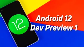 Android 12 Hands On - Everything you need to know