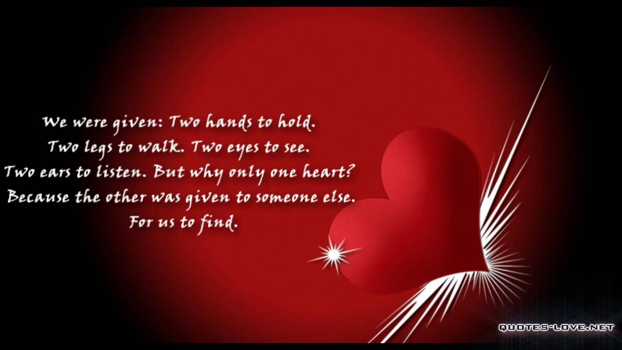 The Best Love Quotes : Best Love Quotes Ever - YouTube