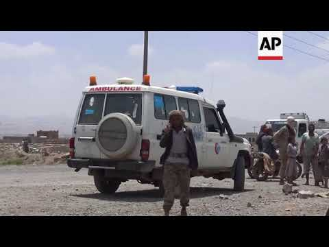 Airstrike hits hotel in Yemen, many dead