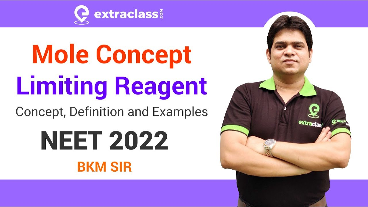 Finding Limiting Reagent - Concept , Definition and Examples | Mole Concept | Basic Concepts of Chem