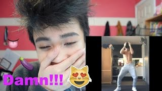 Reacting To Liam Ferrari Dancing!!!