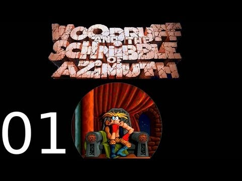 Woodruff and the Schnibble of Azimuth (ITA) - (01/15)
