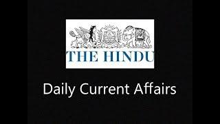 07-05-2018 Daily Current Affairs - Unique Shiksha