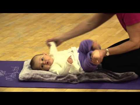 Baby Yoga Brain Gym - All Generations Yoga & Pilates
