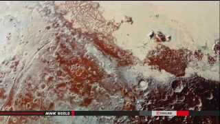 ► NASA probe finds 2 possible ice volcanoes on Pluto