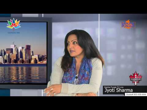 Bhangra in the 6ix | Live interview with Nawab Dhaliwal | Host: Jyoti Sharma