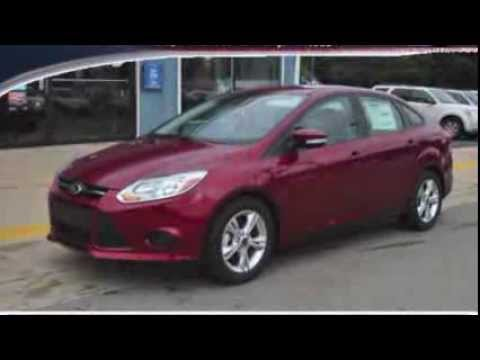 2014 Ford Focus SE -- Ruby Red Metallic Tinted Clear Coat ...