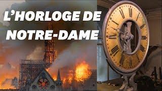L'horloge de Notre-Dame bientôt reconstruite grâce à cette découverte?