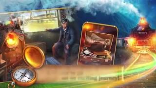 Train Escape Mystery: Hidden Object Detective Game