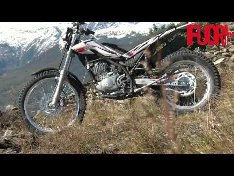 Motoalpinismo: Beta Alp 200, Gas Gas TX 125 Randonnè, Scorpa TY 125 FR