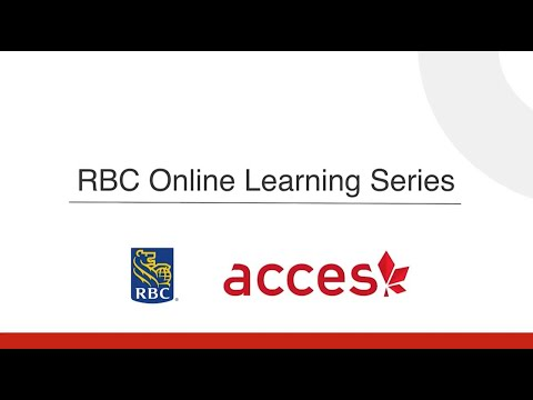 RBC Video   Online Networking