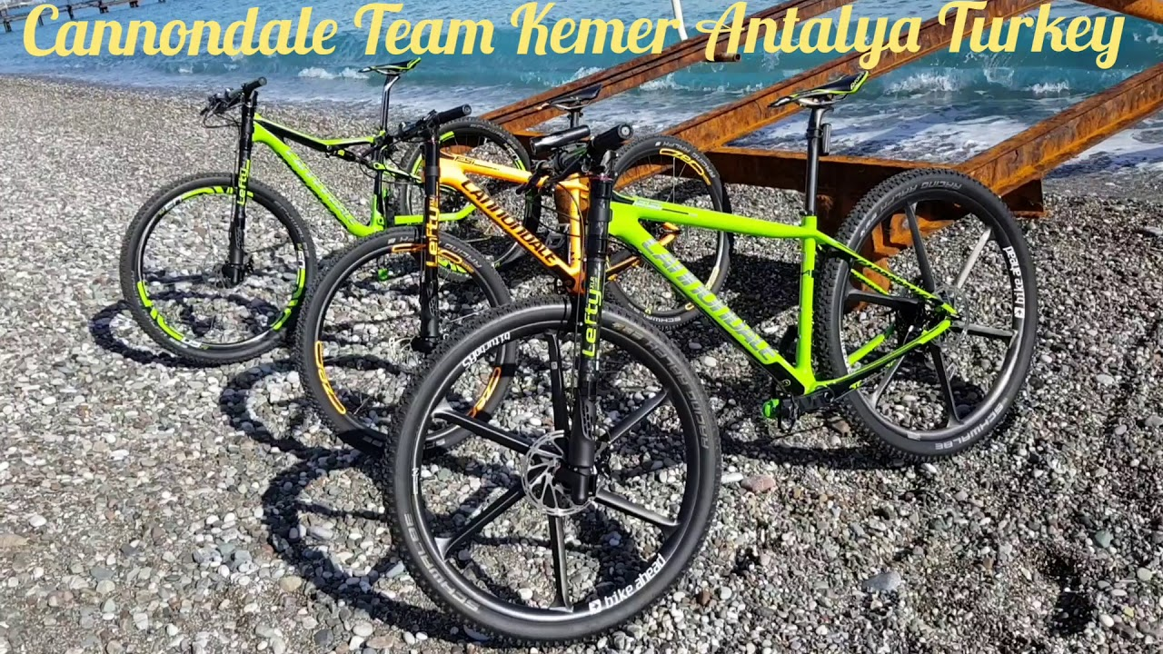 69f06edab2c Cannondale Scalpel-Si & FSI Hi-Mod Team and FSI Carbon 2 Orange from ...