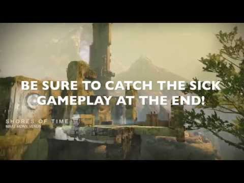 Destiny Crucible| Shores of Time Spawn Guide