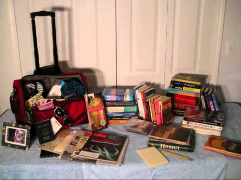 Packing Made Easier - Kindle Ad Contest