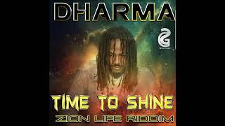 Dharma - Time To Shine - September 2018