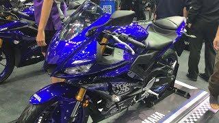 Chi tiết Yamaha YZF-R3 2019 màn lột xác hoàn toàn của R3 - CuongMotor