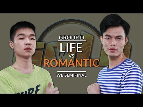 GCS:W 2017 - WB SF (Group D): [N] Life vs. Romantic [H]