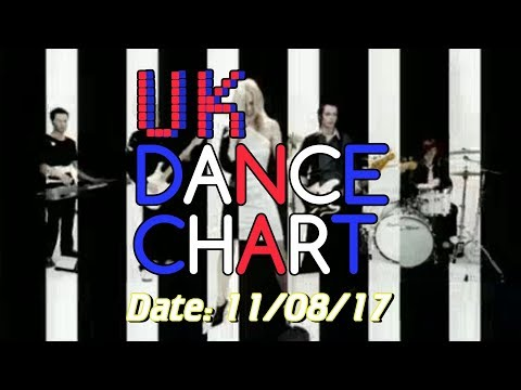 UK TOP 40 - DANCE SINGLES CHART (11/08/2017)